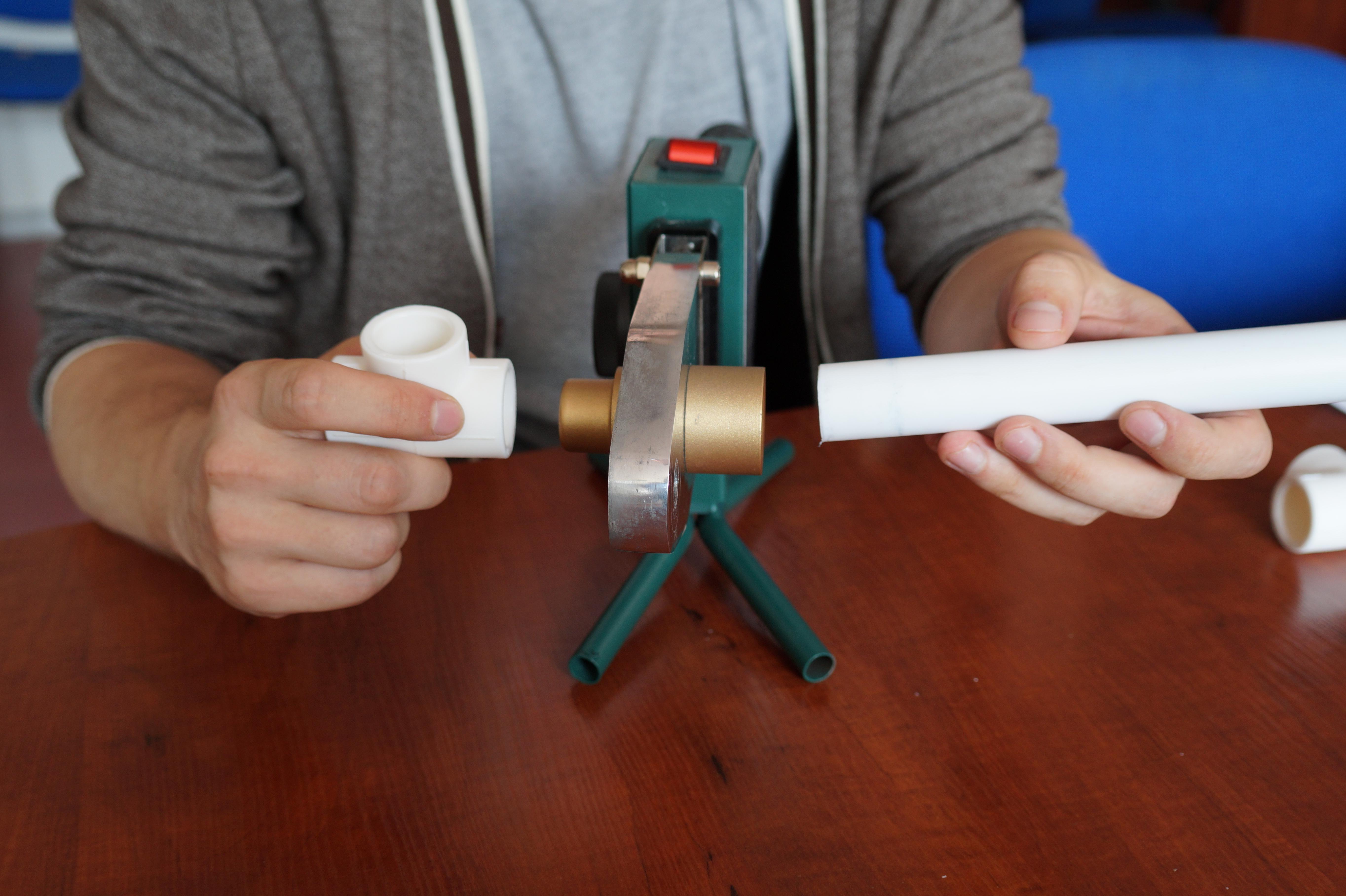 сварочный аппарат для полипропиленовых труб инструкция