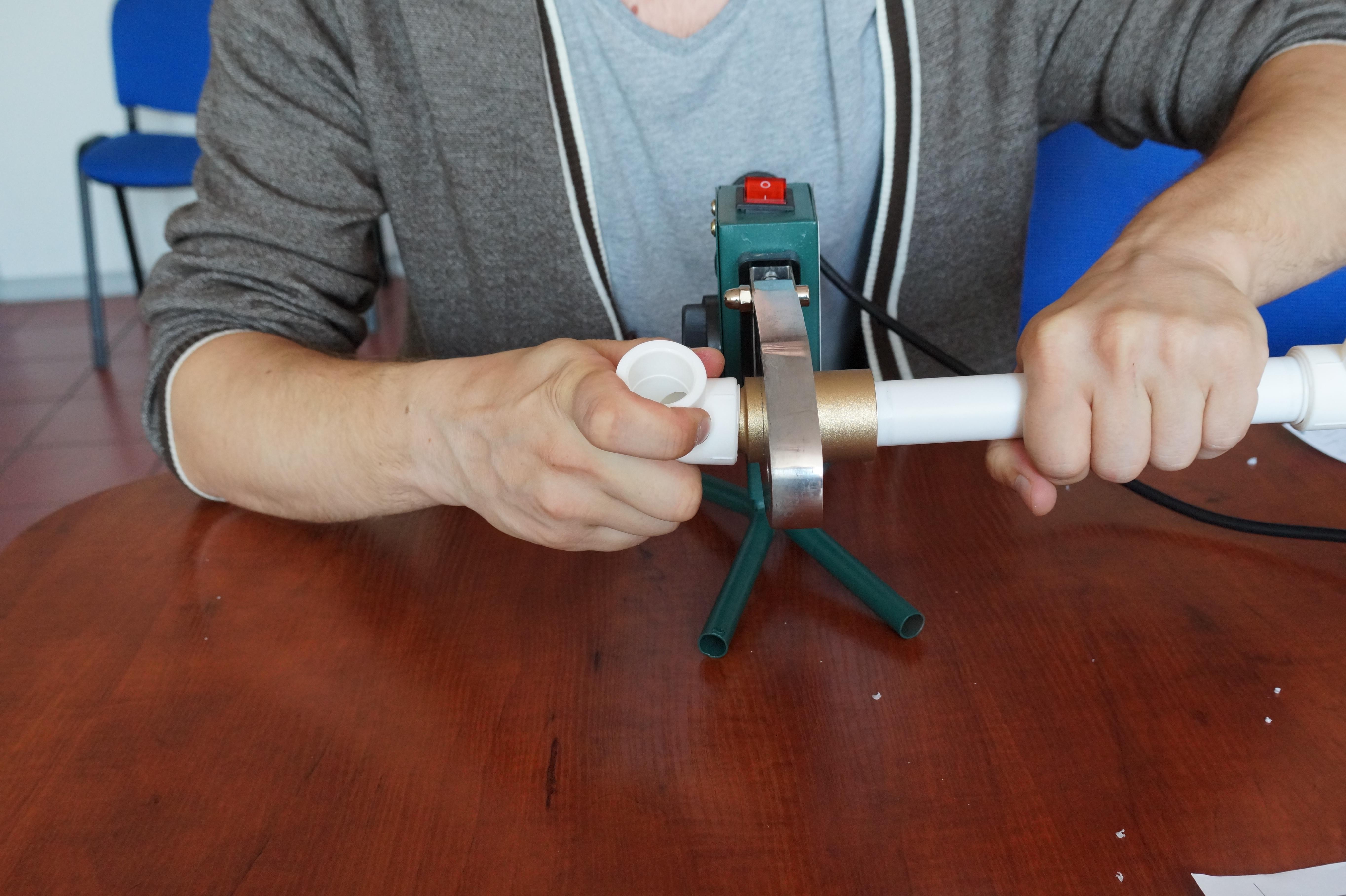 прибор термической сварки труб инструкция